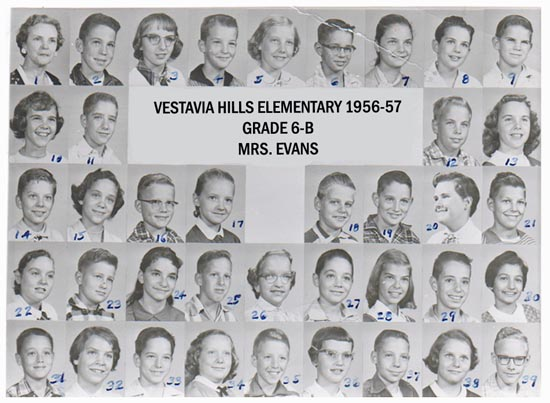 6th Grade Vestavia Elem.