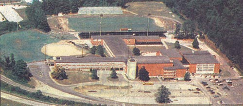 aerial view of SVHS